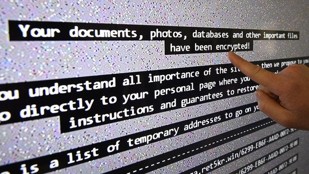 Firma online erpresst: 19-Jähriger ausgeforscht (Bild: AFP)