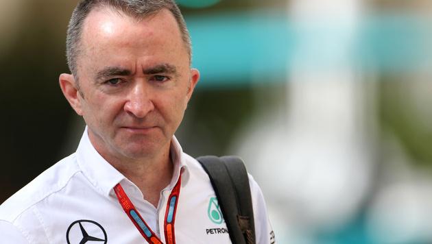 Fix: Paddy Lowe von Mercedes zu Williams (Bild: GEPA)