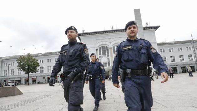 """Durch das """"Tor der Stadt"""" strömen täglich Tausende Besucher: Sicherheit hat daher hohe Priorität! (Bild: Markus Tschepp)"""