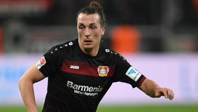 Unser ÖFB-Kapitän Julian Baumgartlinger hat eine neue Frisur! (Bild: AFP)