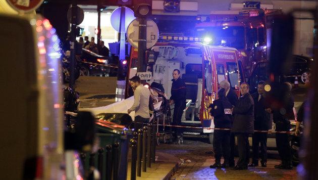 130 Menschen starben in der Pariser Terrornacht am 13. November 2015. (Bild: AFP)