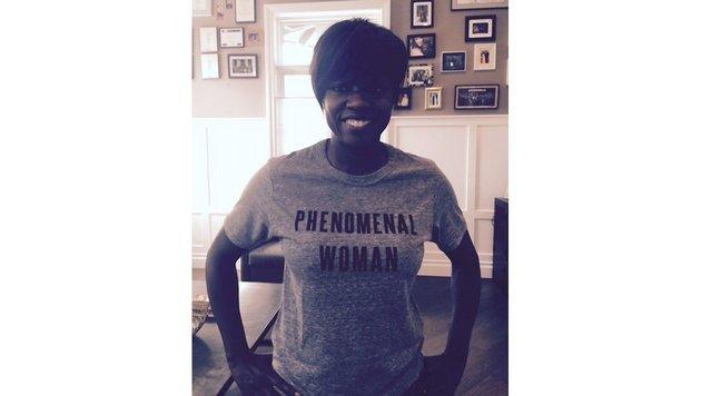 Und sogar Oscarpreisträgerin Viola Davis besitzt eines. (Bild: Viennareport)