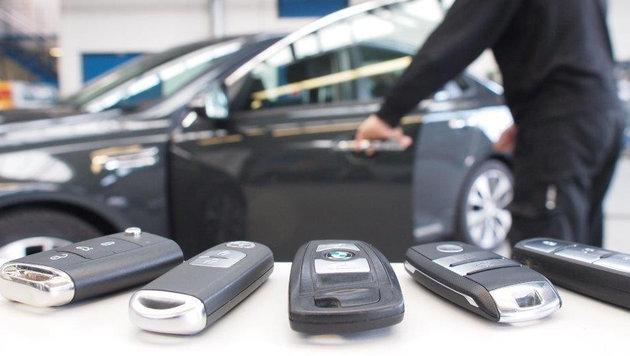 Funkschlüssel-Probleme: Ist Ihr Auto noch da? (Bild: ADAC)