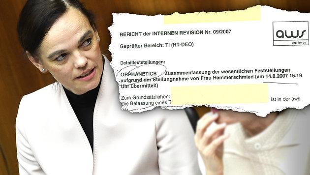 Staatsanwalt ermittelt gegen Bildungsministerin! (Bild: APA/ROBERT JAEGER)
