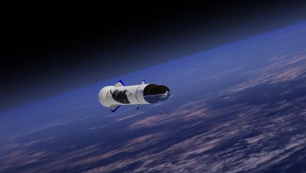 Blue Origin macht mit Rakete SpaceX Konkurrenz (Bild: Blue Origin)