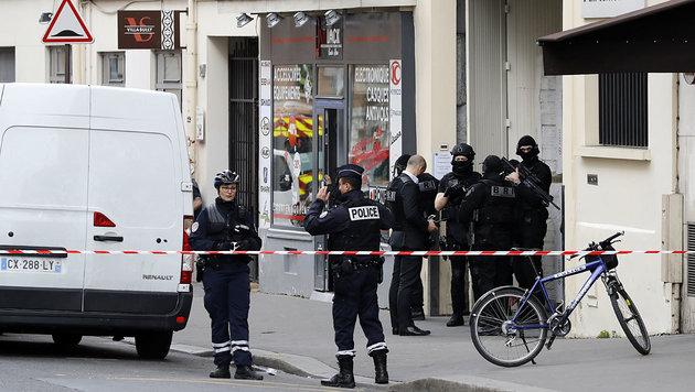 Der sechste Terroranschlag in Paris in drei Jahren (Bild: AFP/Patrick Kovarik)