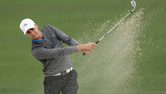 Amateur Schwab verpasst Cut bei Debüt auf PGA-Tour (Bild: Getty Images)