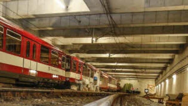 Der Salzburger Hauptbahnhof bleibt nur die unterirdische Endstation für die Lokalbahn. (Bild: Markus Tschepp)