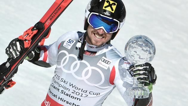 Überragender Hirscher siegt auch in Aspen (Bild: APA/HANS KLAUS TECHT)