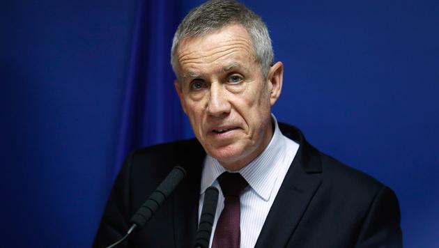 Staatsanwalt Francois Molins (Bild: AFP)