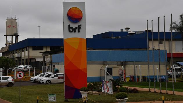 Die Lebensmittelfirma BRF geriet ebenfalls ins Visier der Ermittler. (Bild: AFP)