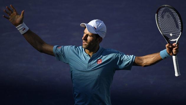Auch Djokovic sagt Miami ab! Thiem an 6 gesetzt (Bild: AP)