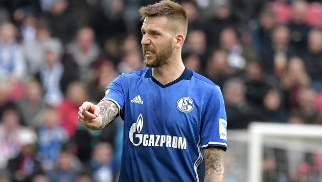 Burgstaller-Assist bei Schalkes 1:0-Sieg in Mainz (Bild: GEPA)