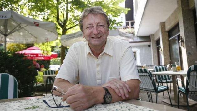 FPS-Chef Karl Schnell wird 2018 wieder zur LT-Wahl antreten. (Bild: Markus Tschepp)