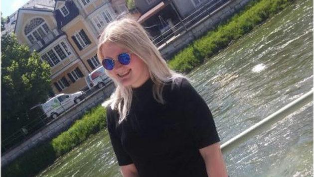 Die getötete Schülerin Katharina Wiesmayr. (Bild: unbekannt)