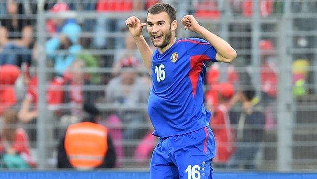 WM-Quali-Gegner Moldawien gewinnt Generalprobe 2:0 (Bild: AFP or licensors)