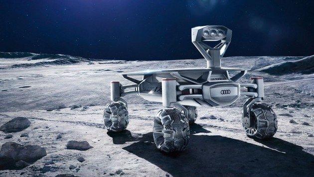 LTE-Funknetz auf dem Mond geplant (Bild: ptscientists.com)
