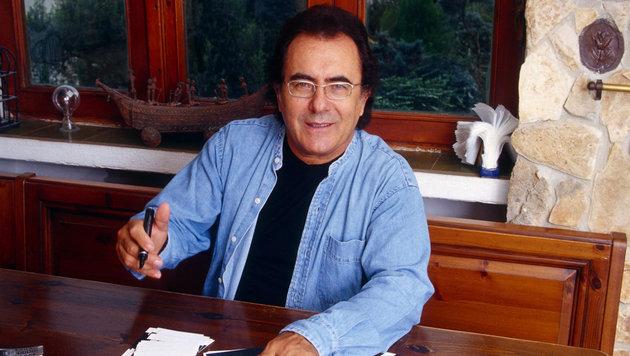 Der populäre italienische Sänger Al Bano Carrisi (Bild: face to face)