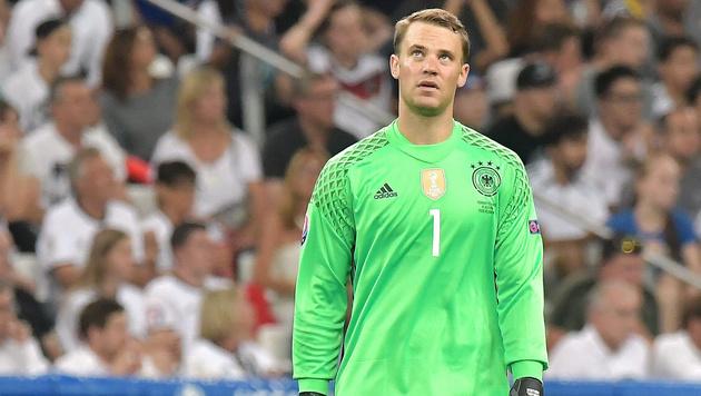 DFB-Kapitän Neuer sagt für Länderspielauftakt ab (Bild: GEPA)