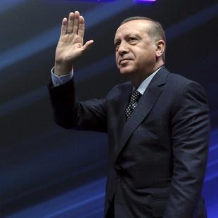 Erdogan kritisiert Olympia 2020 in Tokio und IOC (Bild: AP)