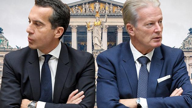 Es geht nicht mehr - aber gewählt wird auch nicht (Bild: thinkstockphotos.de, APA/Roland Schlager)