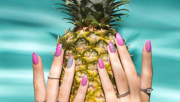 Bunte Nägel sind auch heuer wieder im Trend. (Bild: instagram.com/opi_products)