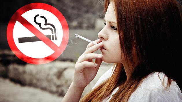 Landesweites Rauchverbot für Jugendliche unter 18? (Bild: thinkstockphotos.de)