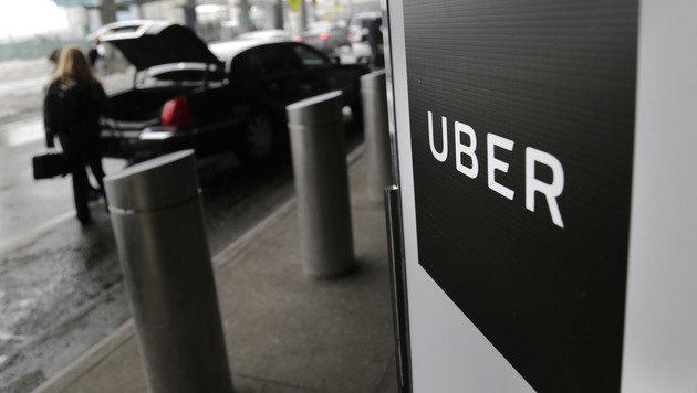 Nummer zwei bei Uber wirft verärgert hin (Bild: AP)