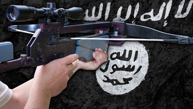 Plante deutscher Islamist Anschlag mit Armbrust? (Bild: thinkstockphotos.de)