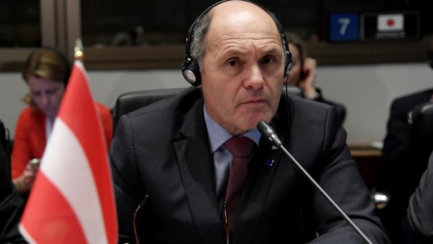 """Sobotka in Rom: """"Dialog mit Nordafrika forcieren"""" (Bild: AFP)"""