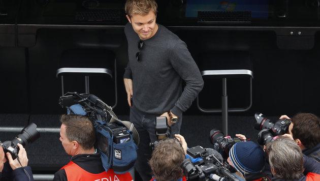 Mehrheit vermisst F1-Champion Nico Rosberg nicht (Bild: AP)