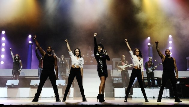 """Mit City4U zur ""The Whitney Houston Show"" (Bild: LSK Konzerte)"""