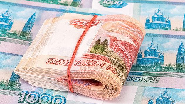 Russische Rubel (Bild: thinkstockphotos.de)