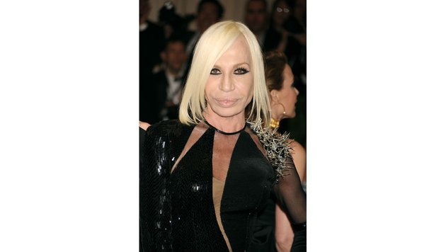 Donatella Versace (Bild: MediaPunch, face to face)