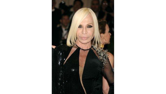 Donatella Versace (Bild: MediaPunch, face to face)