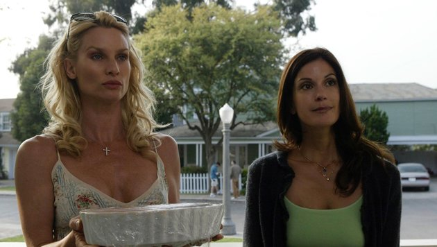 "Nicolette Sheridan in ""Desperate Housewives"" (Bild: CapFSD, face to face)"