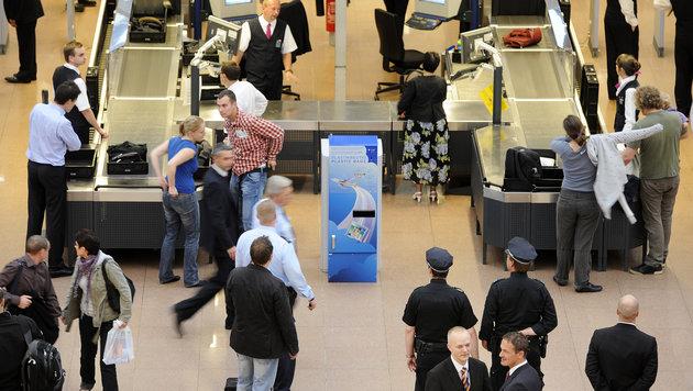 USA: Angst vor Hightech-Bomben auf Nahost-Flügen (Bild: AFP/Fabian Bimmer)