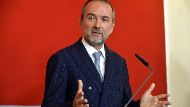 Kanzleramtsminister Thomas Drozda (Bild: APA/HERBERT PFARRHOFER)