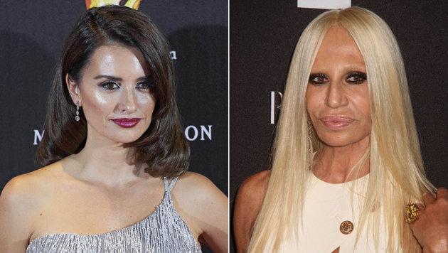 Penelope Cruz wird Donatella Versace spielen. (Bild: face to face)
