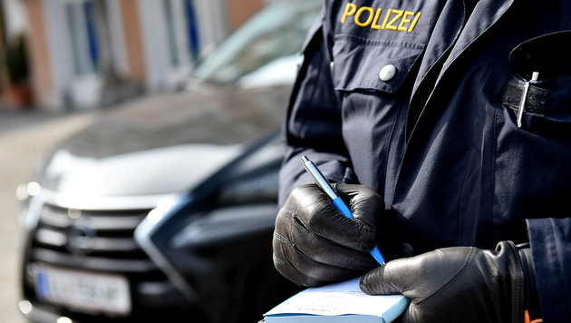 Strafzettel für Besuch auf Polizei-Wachzimmer (Bild: Markus Wenzel)