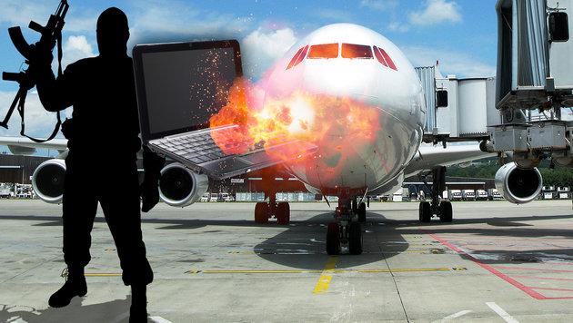 USA: Angst vor Hightech-Bomben auf Nahost-Flügen (Bild: thinkstockphotos.de)