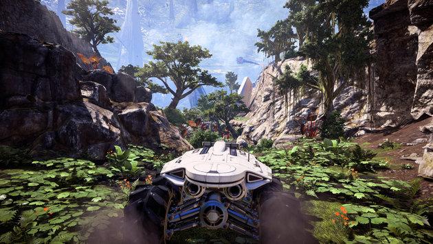 """""""Andromeda"""": Wie gut ist das neue """"Mass Effect""""? (Bild: EA)"""