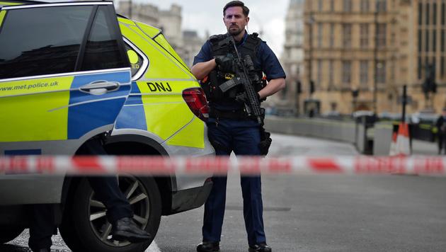 Neuer Terror-Schock: Blutige Attacke auf London (Bild: LEOL-OLIVAS/AFP)