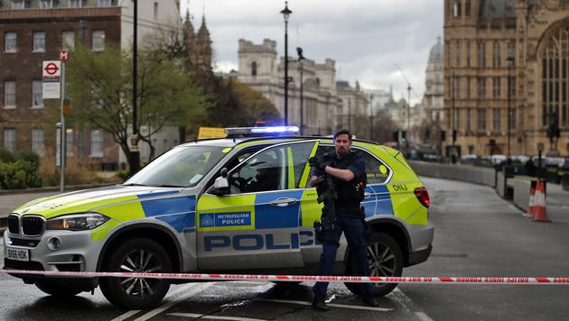 Neuer Terror-Schock: Blutige Attacke auf London (Bild: LEAL-OLIVAS/AFP)