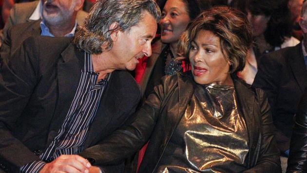 Tina Turner und Erwin Bach trennen 17 Jahre. (Bild: Mandoga Media/face to face)