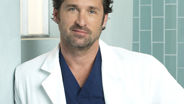 """McDreamy"" Patrick Dempsey (Bild: Hollywood Picture Press/face to)"
