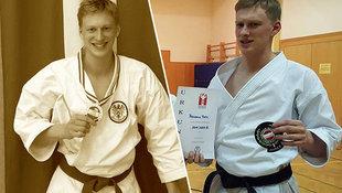 Kärntner Karate-Europameister stirbt mit 22 Jahren (Bild: Facebook.com/Inoue-Ha Feldkirchen)