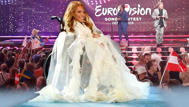 Russland wird nicht am 62. Song Contest teilnehmen (Bild: AFP, Eurovision Song Contest)