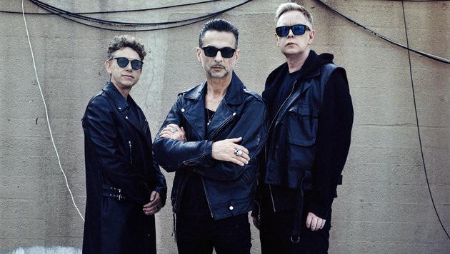 Synthiepop-Könige Depeche Mode kommen nach Wien! (Bild: Sony Music)