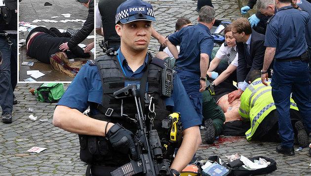 Dritter Anschlag in drei Monaten mit Lieferwagen (Bild: AP, Reuters)